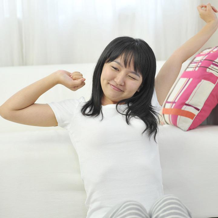 手軽にできる腰痛予防